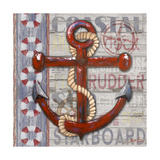 A Sailor's Life I Premium Giclee Print by Gina Ritter