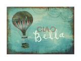 Ciao Bella Premium Giclee Print by  Piddix