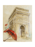 Arc Du Triomphe Posters by Patricia Pinto