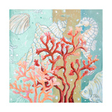 Coral Reef II Premium Giclee Print by Patricia Quintero-Pinto