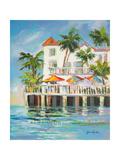 Resort Style Premium Giclee Print by Jane Slivka