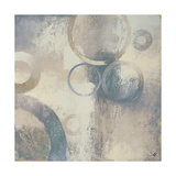 Muted Cobalt I Premium Giclee Print by Michael Marcon