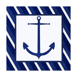 Boxed Anchor Premium Giclee Print by  SD Graphics Studio