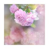 Morning Beautiful Premium Giclee Print by Sarah Gardner