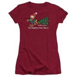 Juniors: Garfield- Won'T Miss It T-shirts