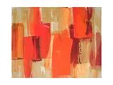 Red Sonata II Posters by Lanie Loreth