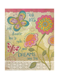 Flight of Purpose I Premium Giclee Print by Elizabeth Medley
