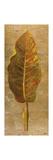 Arte Verde on Gold I Premium Giclee Print by Patricia Pinto