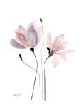 Floral Sway III Print by Lanie Loreth