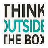 Outside Square I Poster af SD Graphics Studio