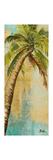 Beach Palm Panel II Premium Giclee Print by Patricia Quintero-Pinto