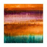 Mountain Majesty Square III Premium Giclee Print by Lanie Loreth