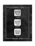 Laundry Care Posters by  SD Graphics Studio