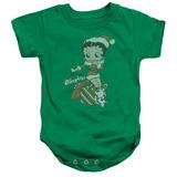 Infant: Betty Boop- Define Naughty Onesie Infant Onesie