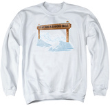 Crewneck Sweatshirt: Its A Wonderful Life- Bedford Falls T-Shirt