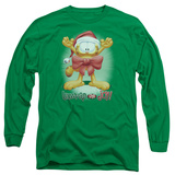 Long Sleeve: Garfield- Unwrap The Joy! T-shirts