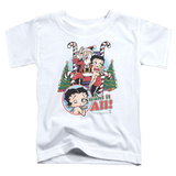 Toddler: Betty Boop- I Want It All T-shirts