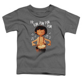 Toddler: Little Drummer Boy- Drum Beat T-Shirt