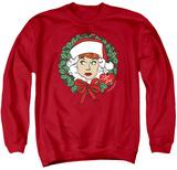 Crewneck Sweatshirt: Lucy- Wreath T-Shirt