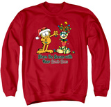 Crewneck Sweatshirt: Garfield- Share The Season T-shirts