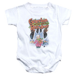 Infant: Grandma Got Run Over By A Reindeer- Grandma Logo Onesie Infant Onesie
