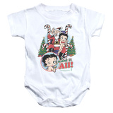 Infant: Betty Boop- I Want It All Onesie Infant Onesie