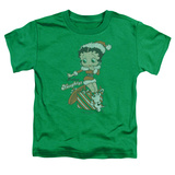 Toddler: Betty Boop- Define Naughty Shirt