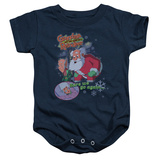 Infant: Grandma Got Run Over By A Reindeer- Here We Go Again Onesie Infant Onesie