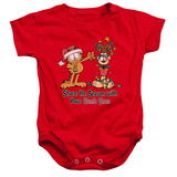 Infant: Garfield- Share The Season Onesie Infant Onesie