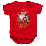 Infant: Grandma Got Run Over By A Reindeer- I Believe Onesie Infant Onesie