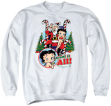 Crewneck Sweatshirt: Betty Boop- I Want It All T-shirts
