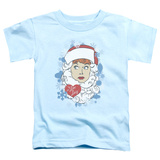 Toddler: Lucy- Beard Flakes T-Shirt