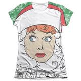 Juniors: Lucy- Secret Santa T-shirts