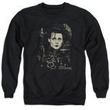 Crewneck Sweatshirt: Edward Scissorhands- Edward T-shirts