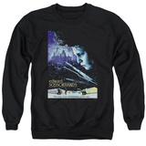 Crewneck Sweatshirt: Edward Scissorhands- Poster T-shirts
