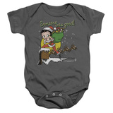 Infant: Betty Boop- Chimney Onesie Infant Onesie