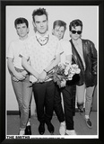 The Smiths Electric Ballroom 1983 Music Poster Print Plakát