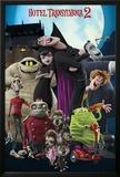 Hotel Transylvania 2 Cast Posters