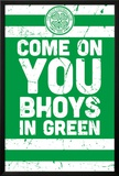 Celtic Football- Come On You Bhoys Prints