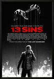 13 Sins Posters