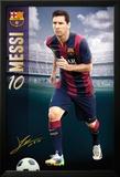 Barcelona - Messi 14/15 - Afiş
