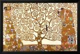 Gustav Klimt - The Tree Of Life Photo