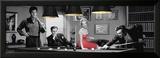 Legal Action avec E. Presley, M. Monroe, J. Dean Affiches par Chris Consani