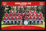 Arsenal- Team 15/16 Prints