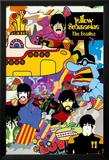 The Beatles - Yellow Submarine Affiches