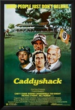 Caddyshack Movie Chevy Chase Bill Murray Group Vintage Poster Print Pósters