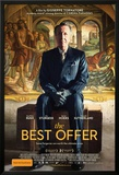 The Best Offer Posters