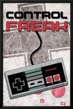 Nintendo- Control Freak Print