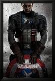 Capitán América (Marvel vintage) Pósters