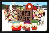 South Park Print